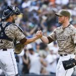 San Diego Padres Camo Uniforms