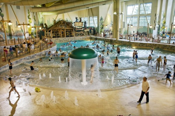 Great Wolf Lodge Grand Mound