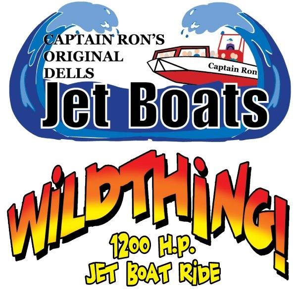 Captain Ron's Original Dells Jet Boats