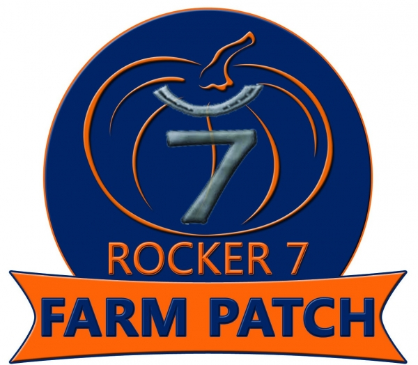 Rocker 7 Farm Patch