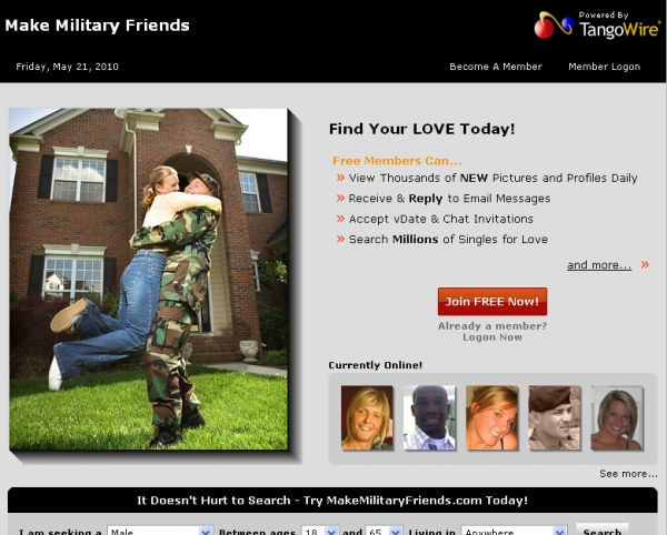 Make Military Friends