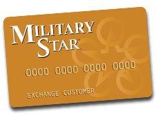 AAFES(military star card)