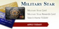 Military Star Rewards Mastercard