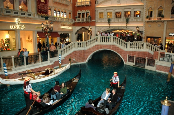 The Venetian and Palazzo